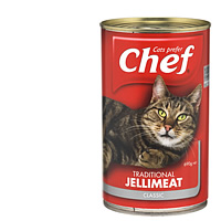 Chef, Gourmet for cats